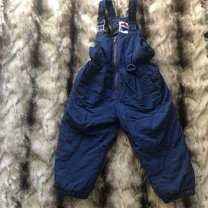 Toddler snow pants